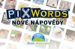 PIXWORDS nápověda obrázky