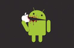 android vs apple hlavni ios