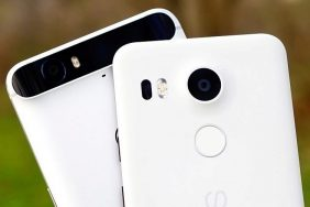 Nexus 5X Nexus 6P nahled
