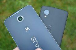 Nexus 6 vs. Nexus 6 srovnání – TOP