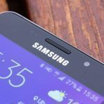 Samsung Galaxy A5 (2016) logo