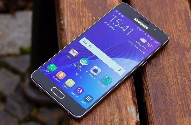 Samsung Galaxy A5 (2016) titul