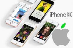 Apple iPhone SE – náhleďák