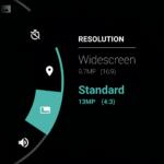 Motorola Moto X (2014) – aplikace fotoaparátu-3