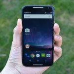 Motorola Moto X (2014) – displej – 2