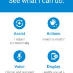 Motorola Moto X (2014) – ovládání gesty 3