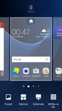 Samsung Galaxy S7 launcher 2
