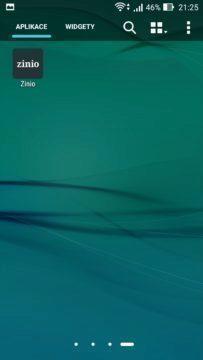 Asus Zenfone Max předinstalované app 4