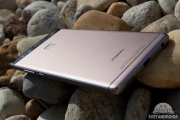 Huawei P9 zadní strana 2