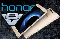 Honor V8 – náhleďák
