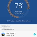 Huawei P8 –  aplikace Správa telefonu (2)