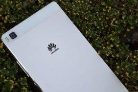 Huawei P8 nahled