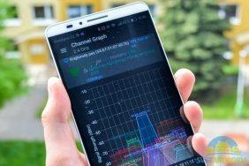 WiFi Analyzer (open-source) – náhledový obrázek -1