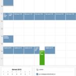 Prestigio MultiPad Consul 7008 4G –  kalendář