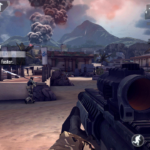 Sony Xperia M4 Aquas – test her, Modern Combat 4 (1)