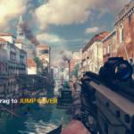Sony Xperia M4 Aquas – test her, Modern Combat 5