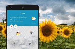 sunshine android weather app