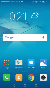 Honor 7 Lite launcher 1