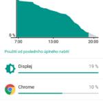 Vodafone Smart ultra 6 – test výdrže baterie (1)