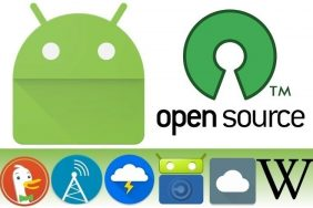 Open source aplikace pro Android