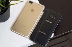 Samsung Galaxy S7 vs. iPhone 7 Plus