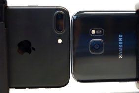 iPhone 7 Plus vs. Samsung Galaxy S7