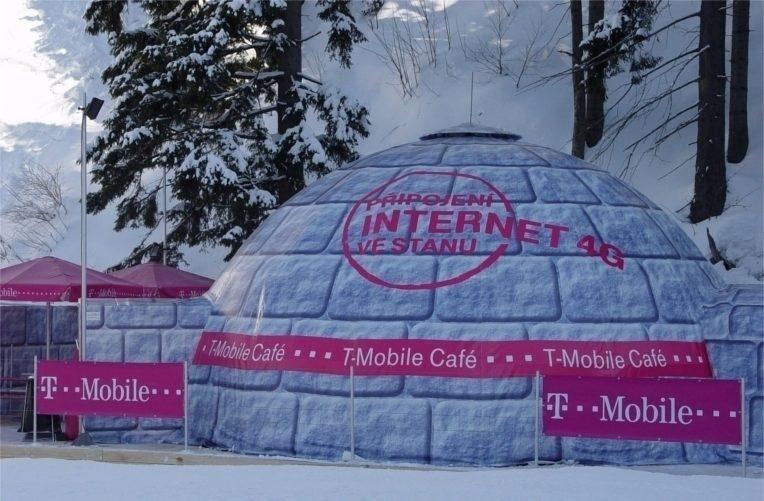 T-Mobile Vánoce