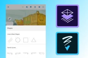 Adobe aplikace