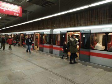 Souprava metra