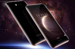 Honor Magic bezrámečkový telefon