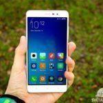 Xiaomi Redmi Note 3 – konstrukce, držení v ruce
