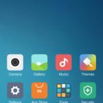 Xiaomi Redmi Note 3 – systém, domácí obrazovka