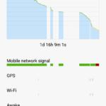 Xiaomi Redmi Note 3 – výdrž baterie2