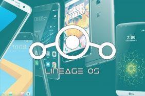 Lineage OS – náhleďák
