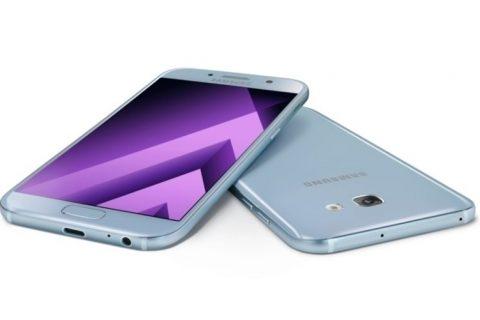 Galaxy A5 (2017) nahled