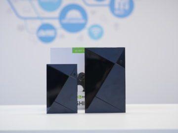 Nvidia Shield TV srovnani verzi 2