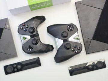 Nvidia Shield TV srovnani verzi 3