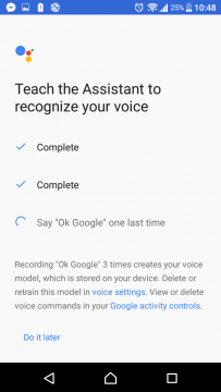 Google Assistant Sony Xperia (2)