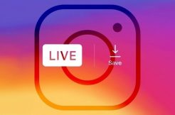livestream na instagramu