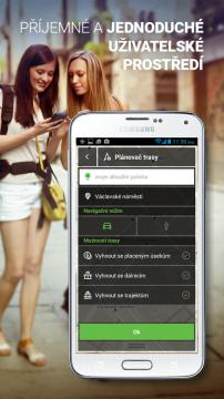 Aplikace sází na jednoduché prostředí