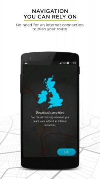 Navigace pro Android