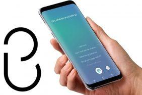 Samsung S8 Bixby tlacitko