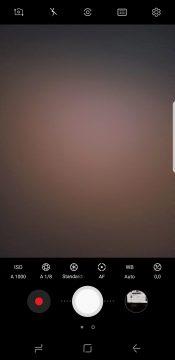 Samsung S8 recenze fotoaparát aplikace