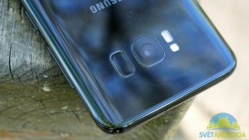 Samsung S8 recenze konstrukce fotoaparát