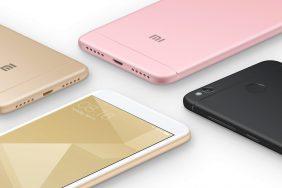 Xiaomi Redmi 4X Global lte barvy
