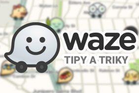 5 tipů a triků pro navigaci Waze