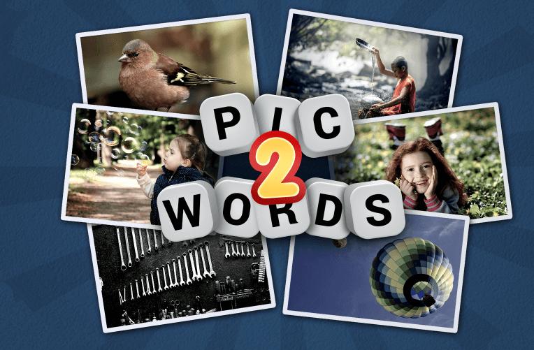 PicWords 2 slovni hra