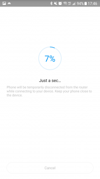 WiFi signal – Xiaomi mi wifi amplifier 2 – 4