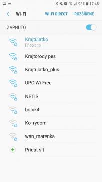 WiFi signal – Xiaomi mi wifi amplifier 2 – 6