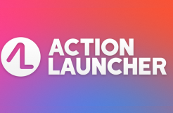 action launcher nahled
